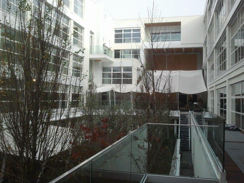 ISO70 TB | Porta-finestra Mogs ISO 70 Tagliotermico - Hotel Magna Pars, Milano