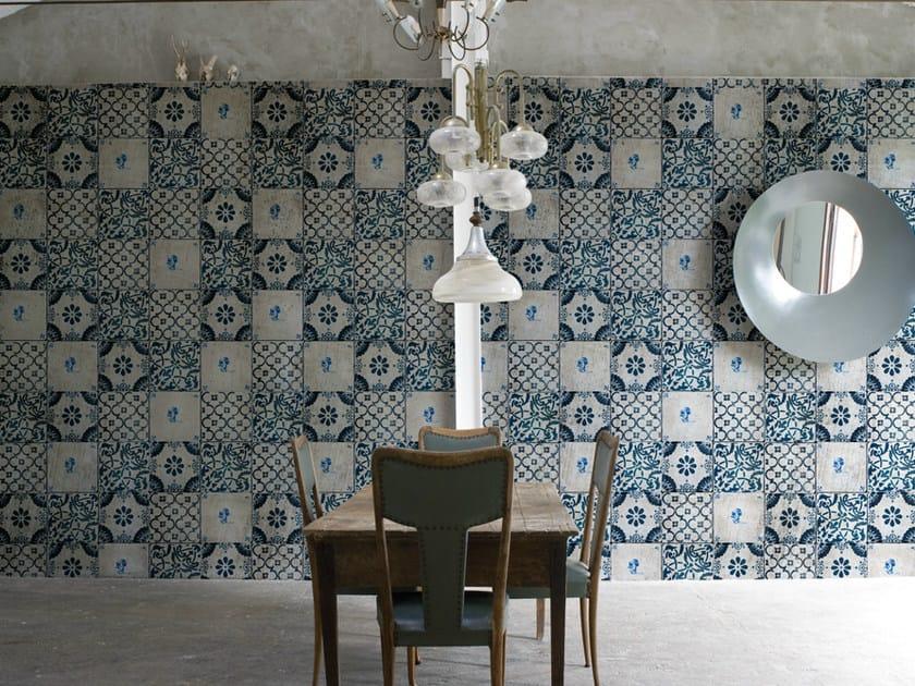 Check wallpaper AZUL by Wall&decò