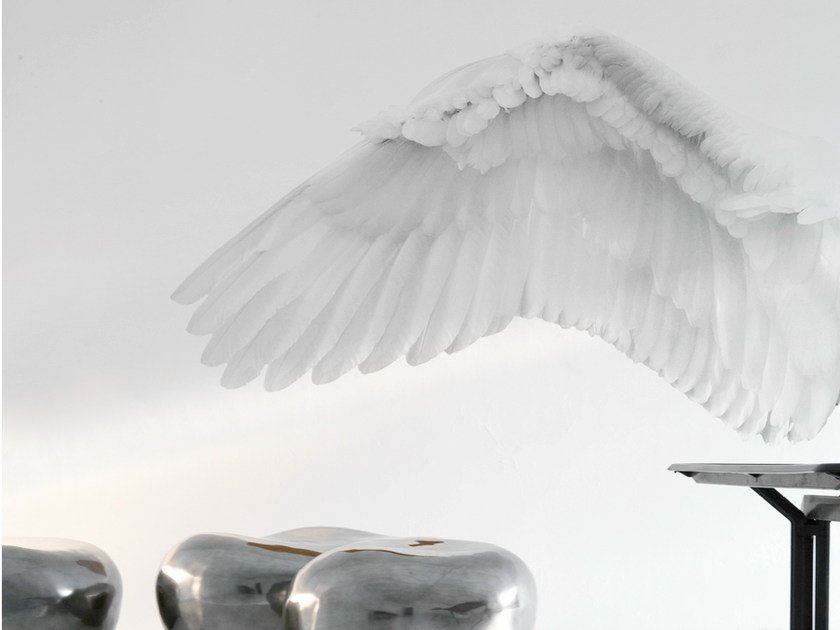 Wallpaper WHITE ANGEL by Wall&decò
