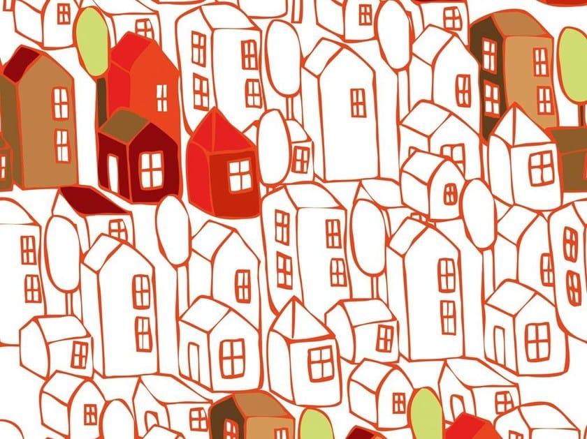 Motif DREAM TOWN by Wall&decò
