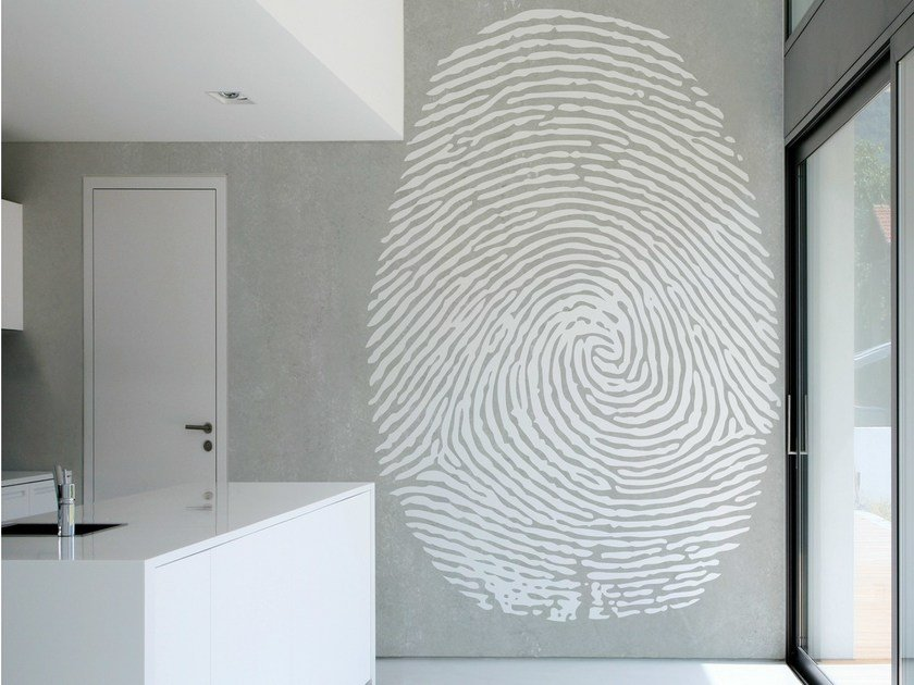 Wallpaper REAL IDENTITY by Wall&decò