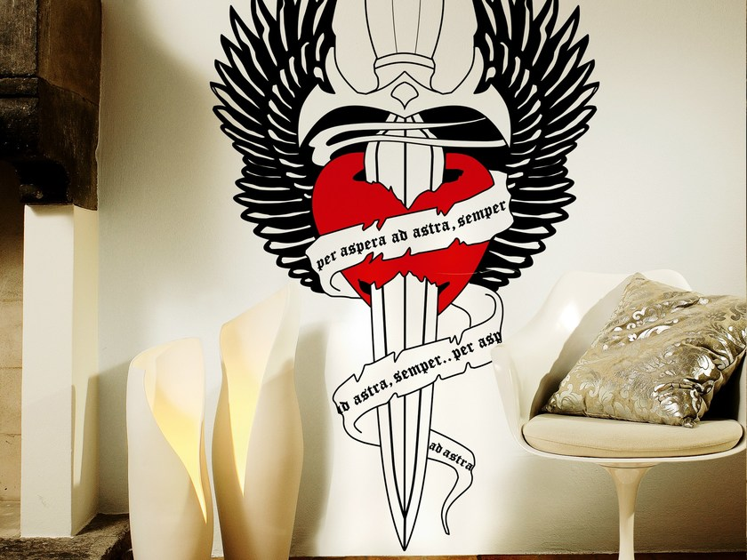 Wallpaper TATOO by Wall&decò