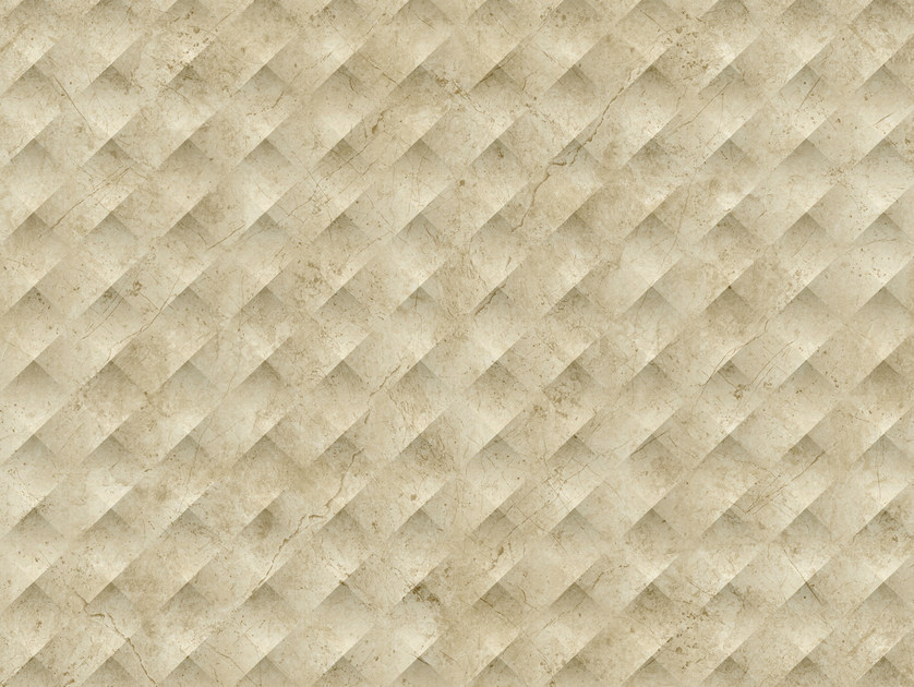 Wall effect outdoor wallpaper EMBOSSED by Wall&decò