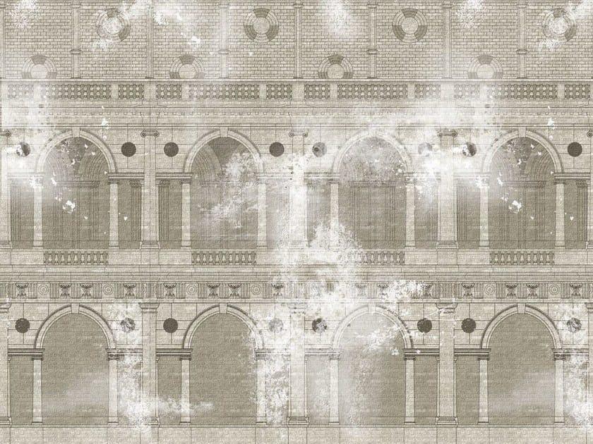 Outdoor wallpaper PIRANESI by Wall&decò
