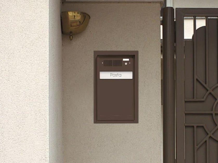 Outdoor mailbox RESIDENCE by RAVASI