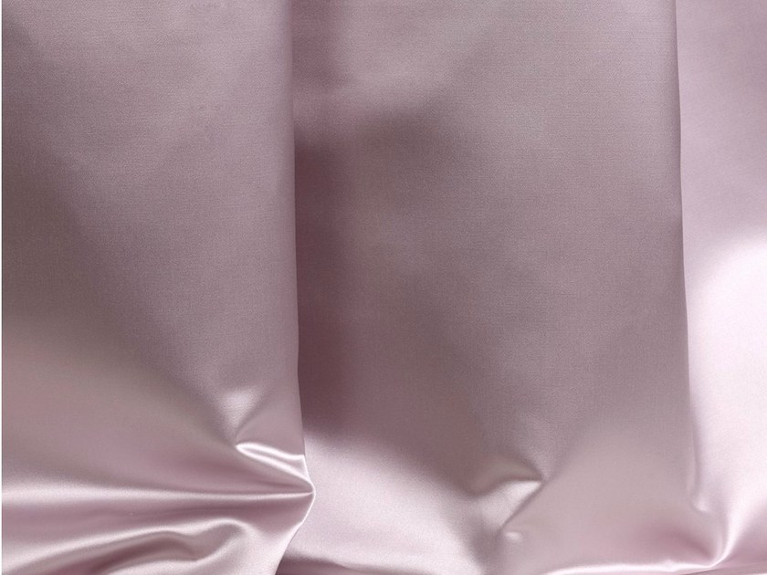 Solid-color fabric for curtains MADEMOISELLE by Dedar