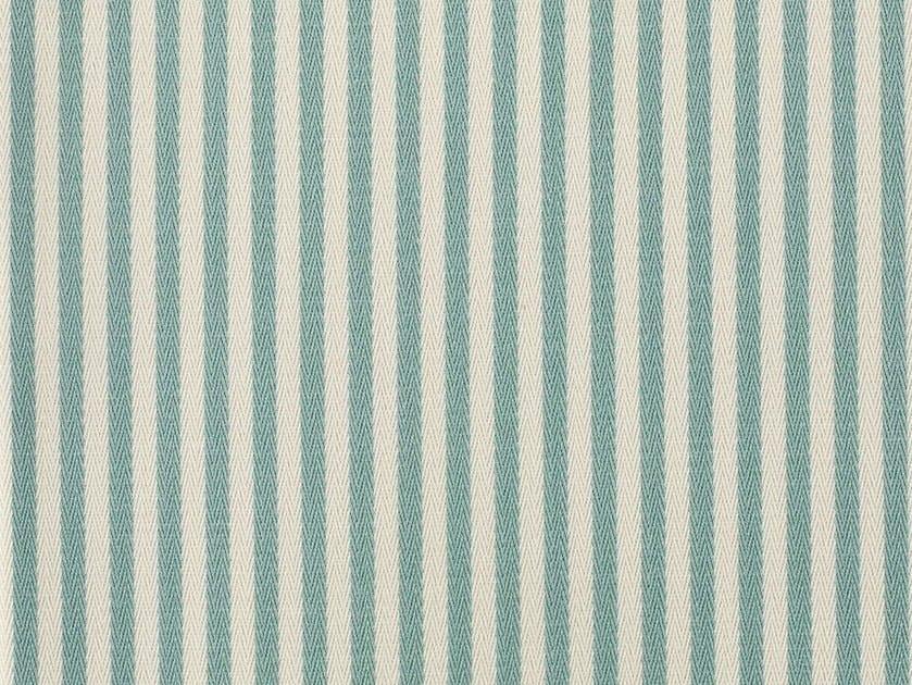 Striped fire retardant fabric upholstery fabric DIALOGO by Dedar