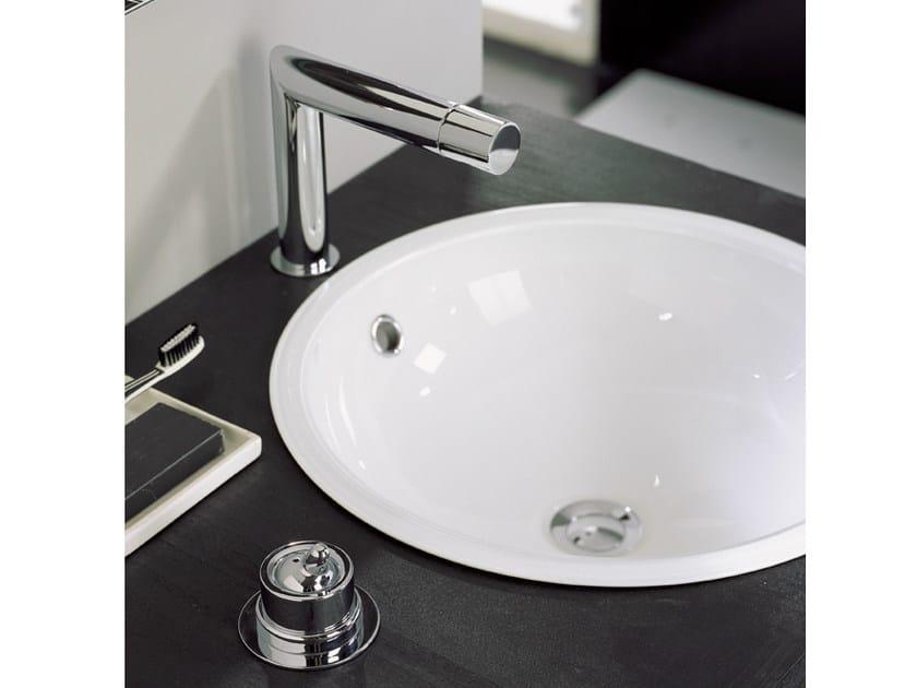 Countertop washbasin tap Z-POINT | Countertop washbasin tap by ZAZZERI