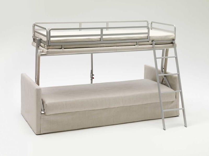 Letto A Castello Milano.Sofa Bed George By Milano Bedding Design Gino Colautti