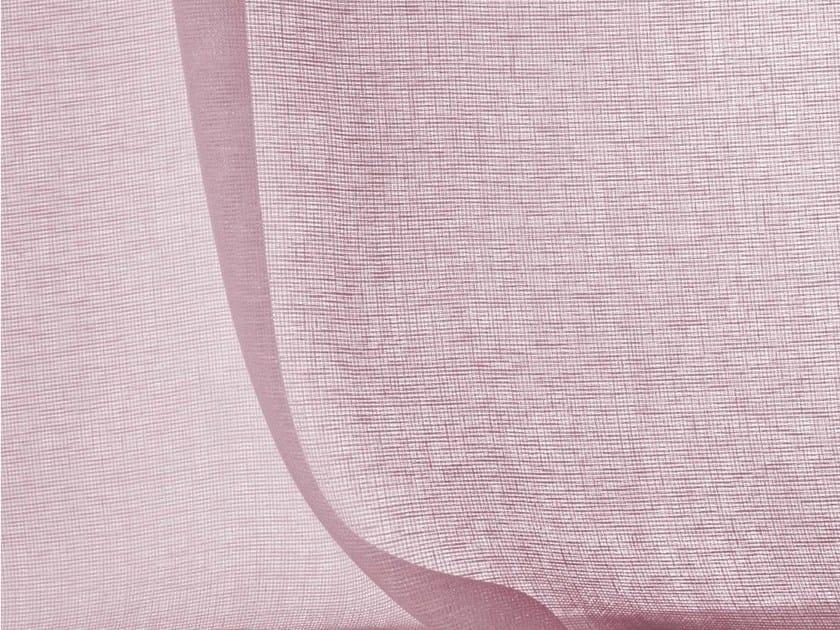 Fire retardant sheer high resistance polyester fabric VOLARE by Dedar