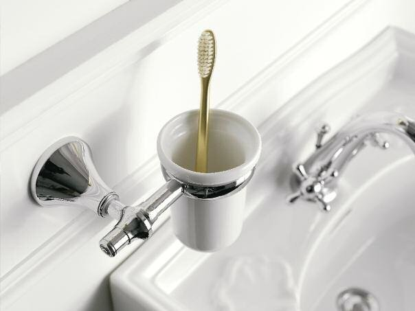 Toothbrush holder MILLE | Toothbrush holder by ZAZZERI