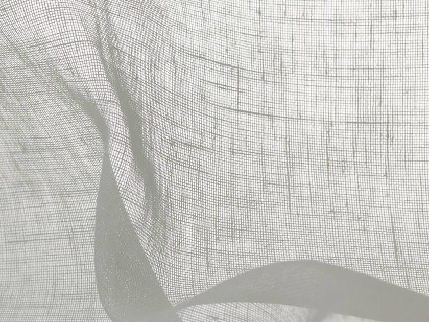 Washable sheer linen fabric LIN by Dedar