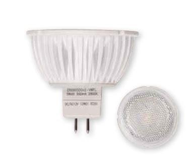 LED light bulb MR16 By Würth