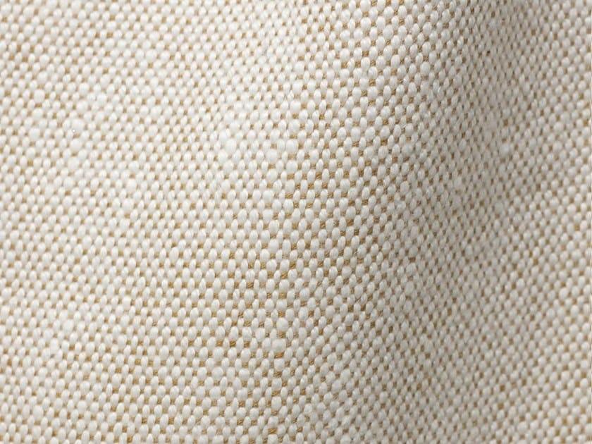 Linen upholstery fabric LC0 by Dedar