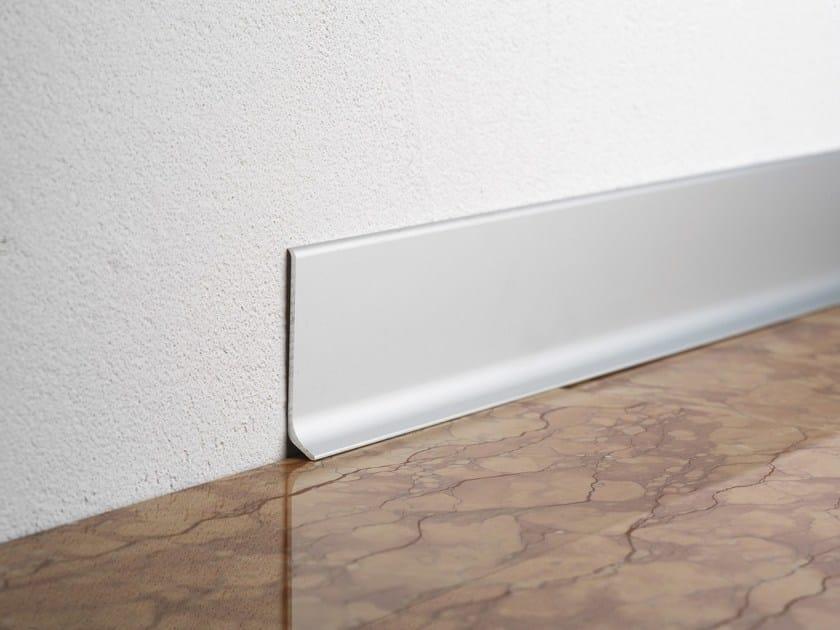 BA 600 | Battiscopa Battiscopa in alluminio anodizzato BA 600