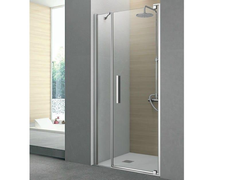 PIVOT | Box doccia in cristallo