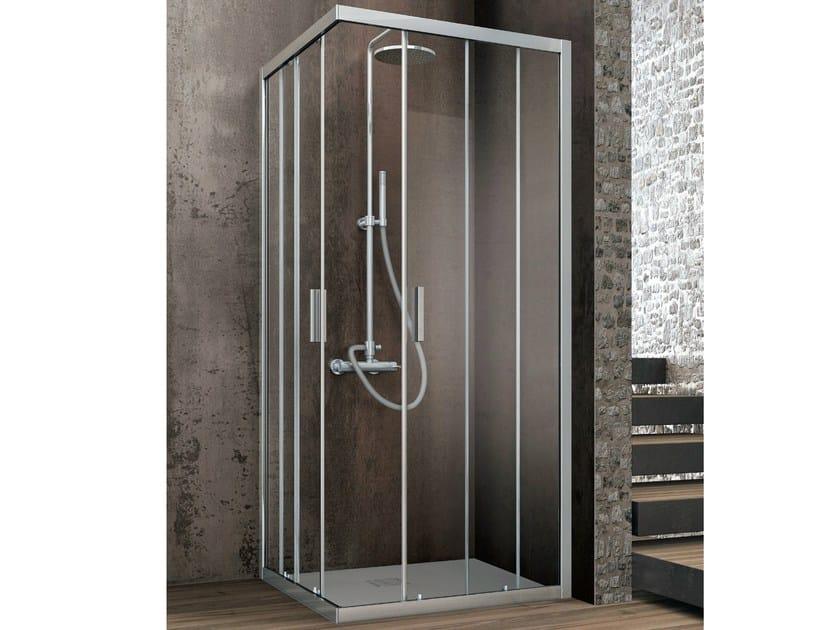 ASTER-T | Box doccia rettangolare