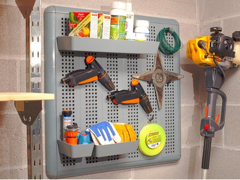 Paretella In Riciclata Onek 60 A Modulo Eco Portaoggetti Plastica Muro wZuOPTiXk