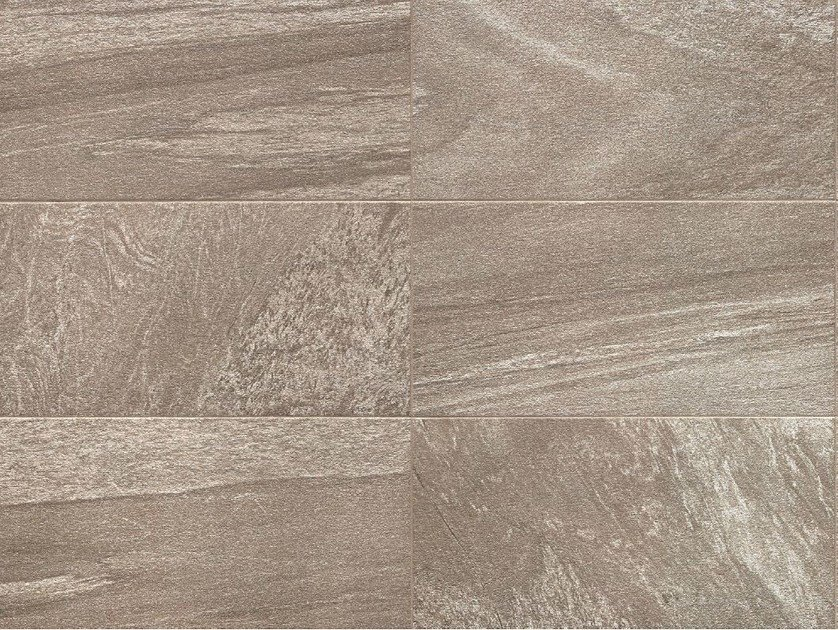 Indoor/outdoor porcelain stoneware wall/floor tiles with stone effect MINERAL D Rame by Italgraniti