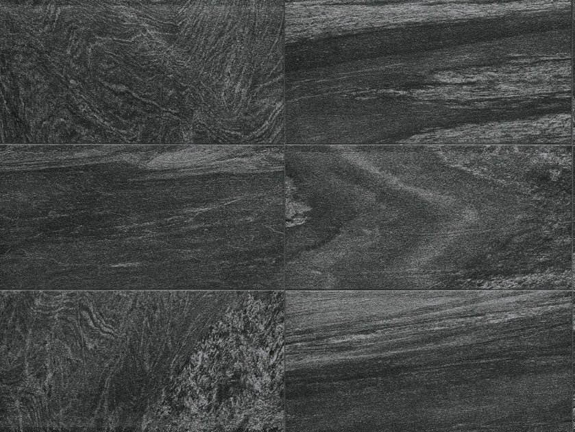 Indoor/outdoor porcelain stoneware wall/floor tiles with stone effect MINERAL D Pirite by Italgraniti