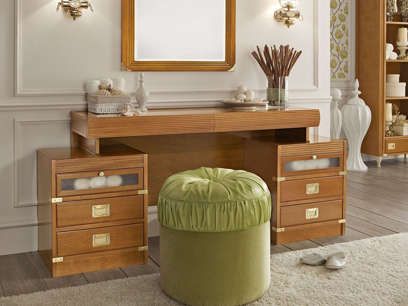 Wooden dressing table 654 | MILLERIGHE by Caroti