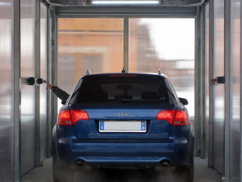 Parking lift CITYCUBE MONTAUTO by UPDINAMIC