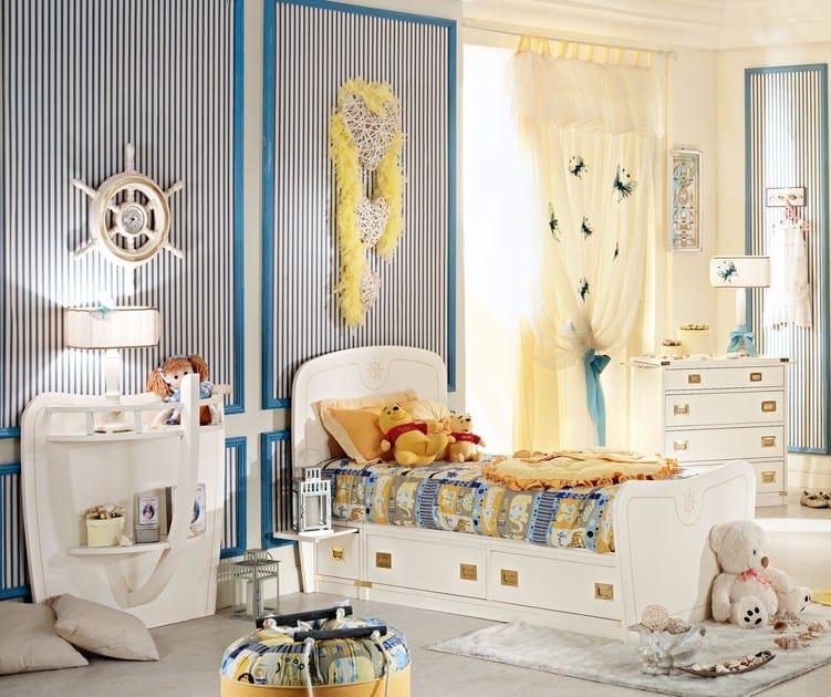 Storage bed PASSEPARTOUT | Bed by Caroti