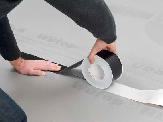 Fixing tape and adhesive EURASOL® ND by Würth
