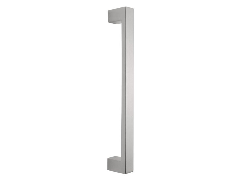Stainless steel pull handle SQUARE | Pull handle by Formani