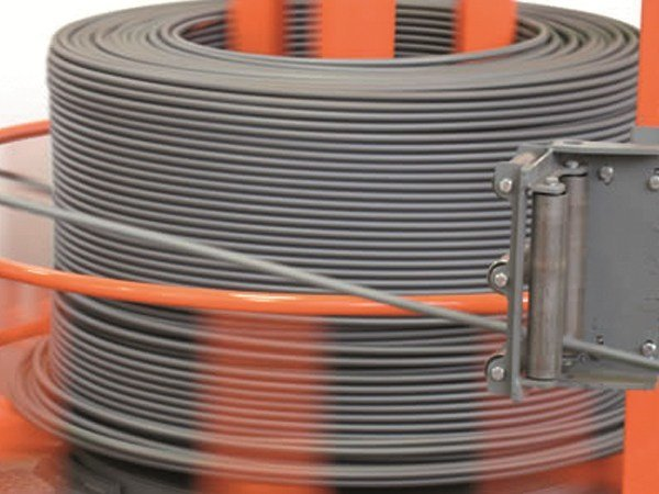 Coiled wire processing machines Coiled wire processing by SCHNELL