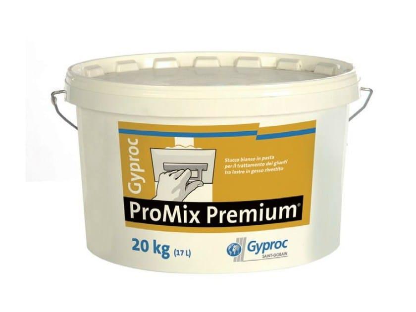 Gypsum and decorative plaster PROMIX PREMIUM by Saint-Gobain Gyproc