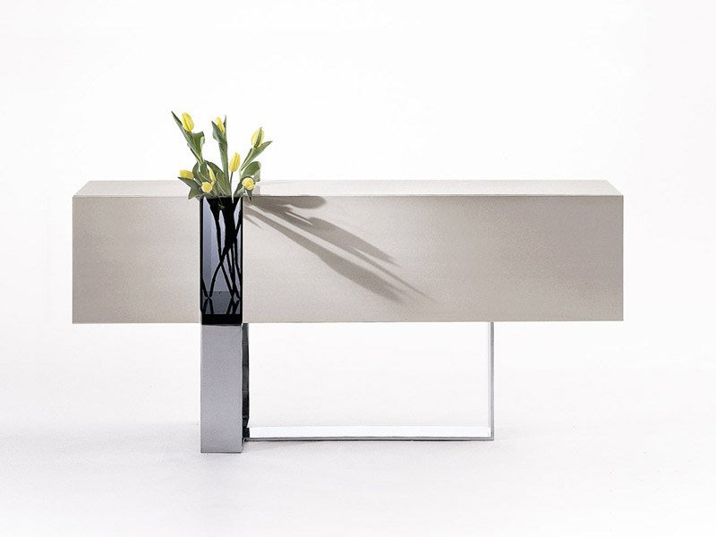 Lacquered sideboard FLO' by EmmeBi