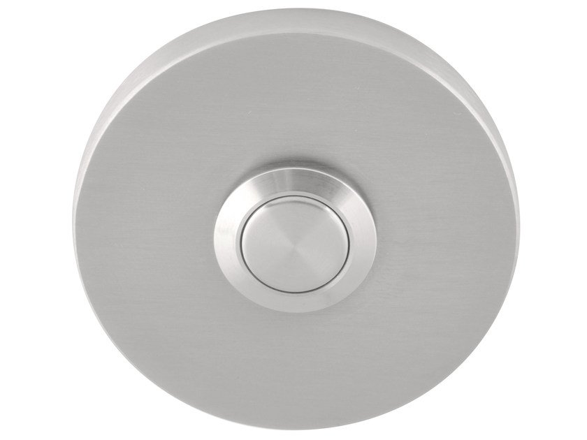 Stainless steel doorbell button FOLD   Doorbell button by Formani