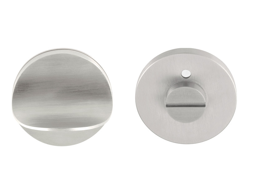 Brushed steel WC turn FOLD | WC turn by Formani