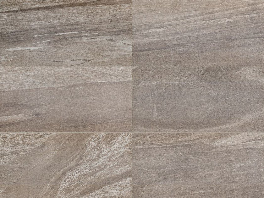 Glazed stoneware flooring with marble effect MINERAL D LIVING Rame by Italgraniti