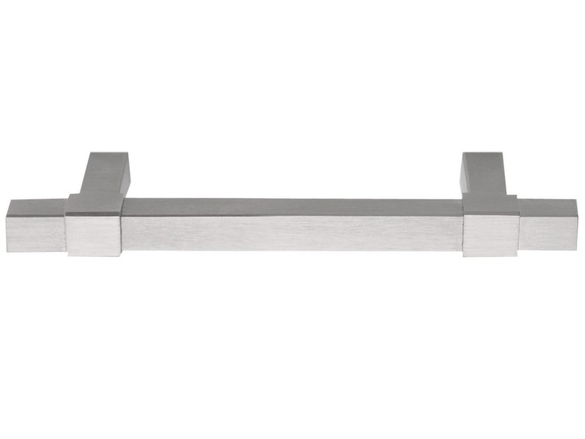 Stainless steel Furniture Handle VOLUME | Furniture Handle by Formani