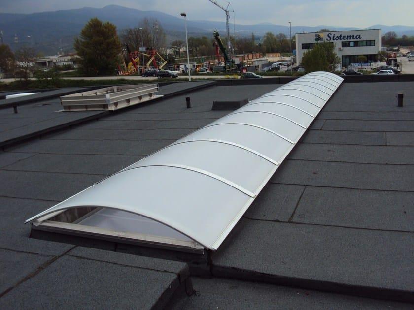 ROOFLIGHT LUCERNARI CONTINUI Modello Rooflight - Bovema