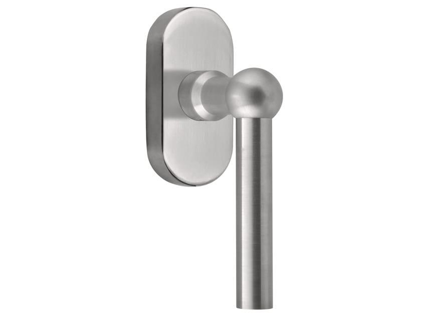 DK stainless steel window handle FERROVIA | Stainless steel window handle by Formani