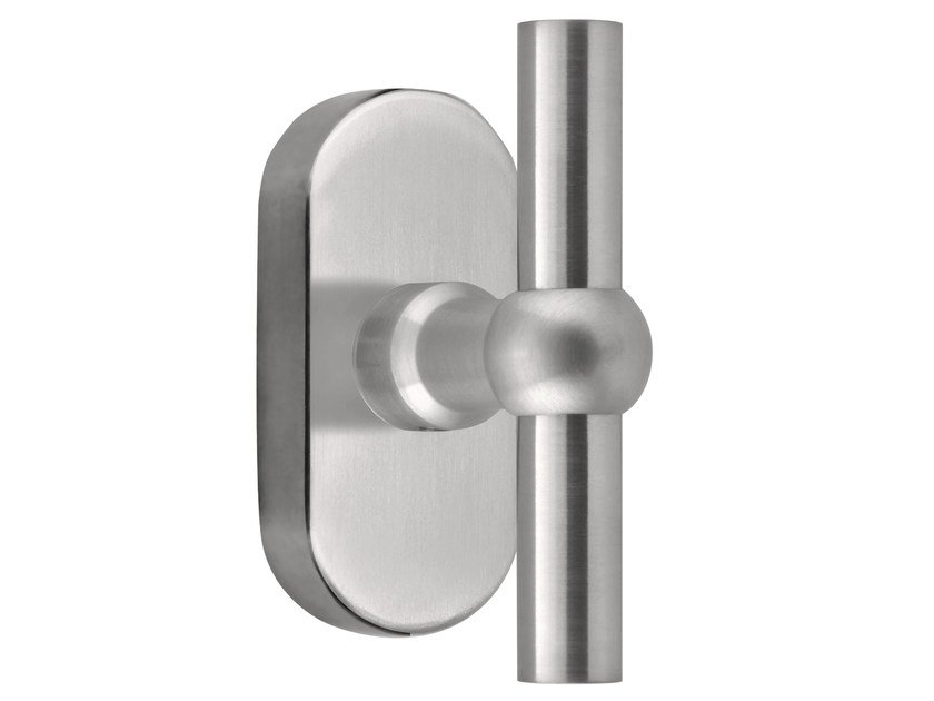 Steel Cremone handle FERROVIA | Stainless steel Cremone handle by Formani