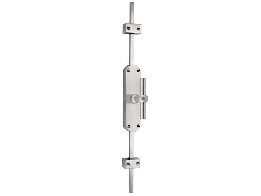 Stainless steel Cremone espagnolette bolt FERROVIA | Stainless steel Cremone handle by Formani
