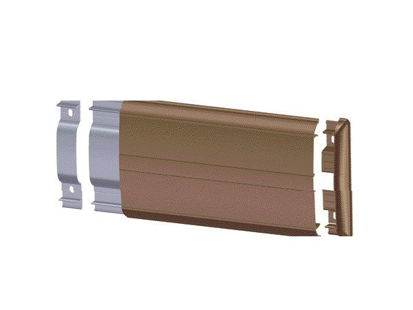 Impact protection LINEA PUNCH by gerflor