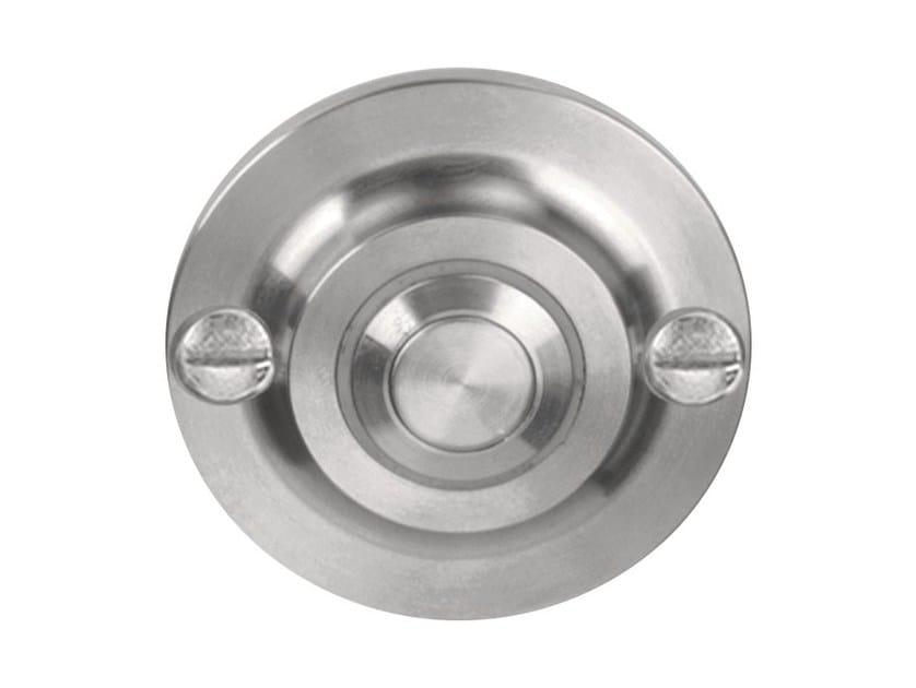 Steel doorbell button FERROVIA | Doorbell button by Formani