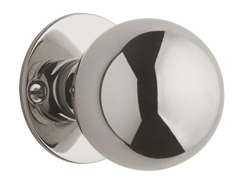 Nickel door knob TIMELESS 1949   Door knob by Formani
