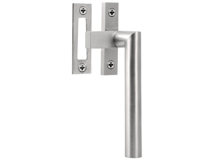 Stainless steel pull handle for sliding windows BASIC | Stainless steel pull handle by Formani