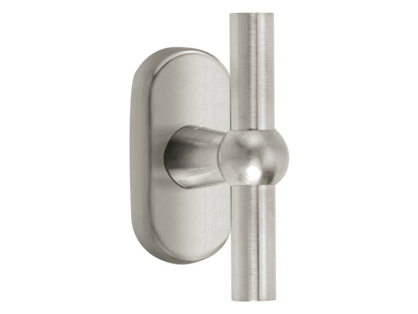 Nickel Cremone handle TIMELESS 1910 | Cremone handle by Formani