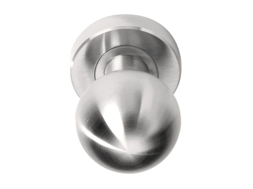 Steel door knob BASIC | Door knob by Formani