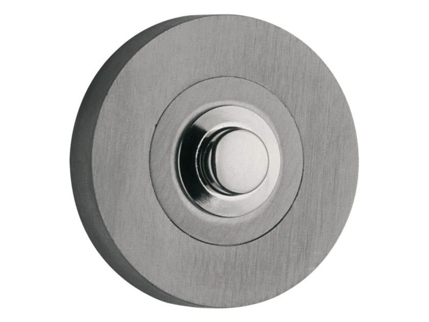 Nickel doorbell button TIMELESS   Doorbell button by Formani