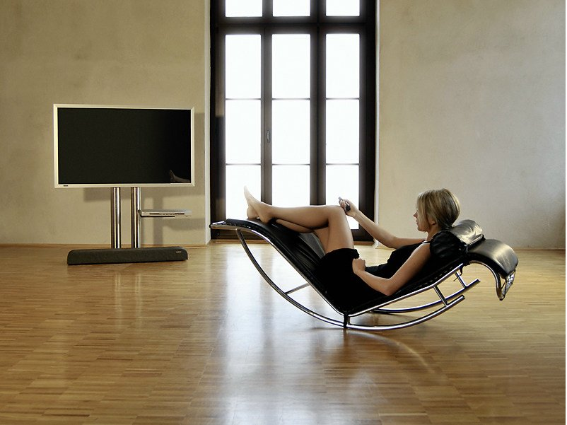TV cabinet 114 | TV cabinet by Wissmann raumobjekte