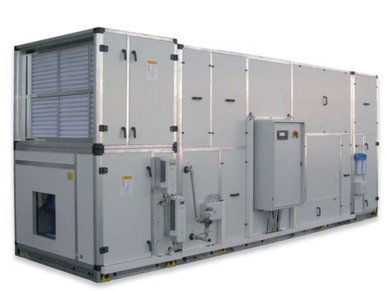 Built-in air treatment unit ENERGY by AERMEC