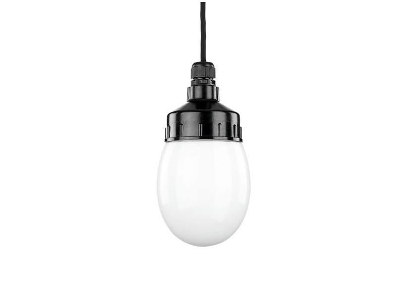 Opal glass pendant lamp 100851 | Pendant lamp, Duroplast by THPG